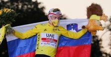 Tadej Pogacar wins Tour de France 2020