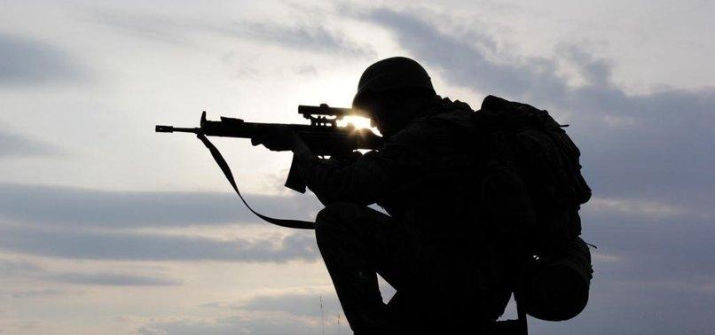 TURKEY NEUTRALIZES 8 PKK TERRORISTS IN NORTHERN IRAQ