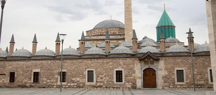 Rumi'nin insanlığa açık kapısı: Mevlana Müzesi