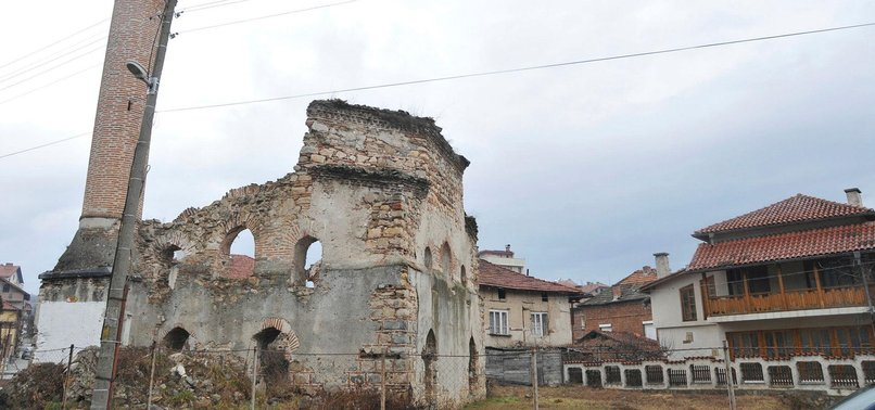 HISTORICAL MOSQUES IN BULGARIA AWAITING RESTORATION