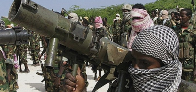 AL-SHABAAB CLAIMS SUICIDE ATTACK IN SOMALIAS CAPITAL