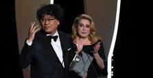 South Korean director Bong Joon Ho wins 2019 Palme d'Or