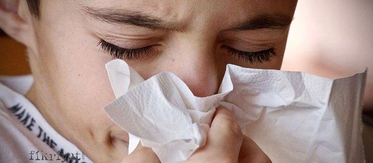 Alerjisi bulunan çocuklar için 'okullara tedbir' uyarısı