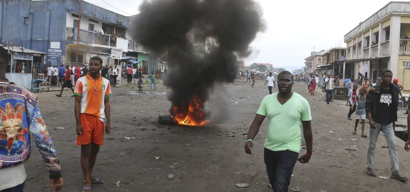 8 DEAD, SOME 100 ARRESTED IN DR CONGO PROTESTS: UN SOURCE