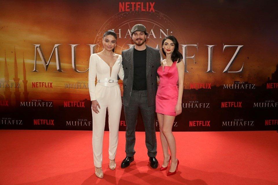 HAKAN: MUHAFIZ (THE PROTECTOR) 2. SEZON GALASI