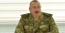 Azerbaijan says martyrdom of soldiers avenged
