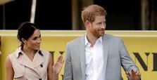 Prince Harry, Meghan visit Nelson Mandela exhibition