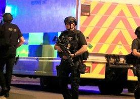 İngiltere saldırısı sonrası olay tweet