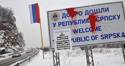 pPeople in Bosnia and Herzegovina's Serbian autonomous entity - Republika Srpska - celebrated the creation of the small state for the second year in a row on Monday, defying a ruling from Bosnia's...