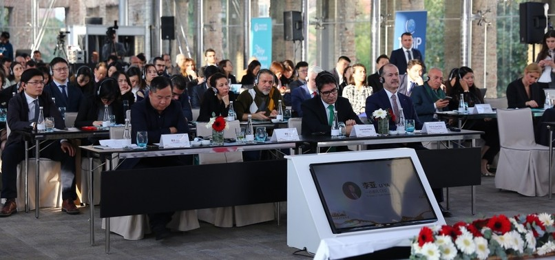 CHINESE INDUSTRY GIANTS VALUED AT TRILLIONS DISCUSS BUSINESS OPPORTUNITIES AT ISTANBUL MEETING
