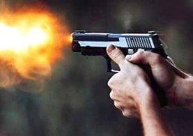 Sancaktepe'de silahlı kavga: 4 yaralı!
