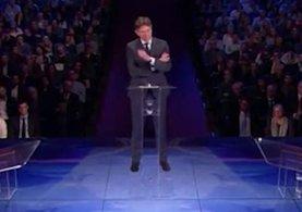 Hollanda'nın iki faşist lideri TV'de teker teker kin kustu!