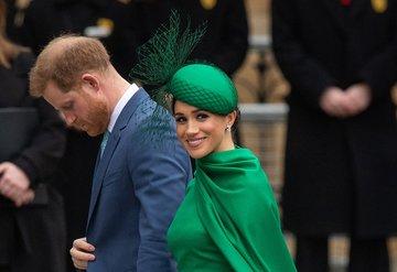 Meghan Markle ve Prens Harry'nin oğlu Archie prens olamayacak