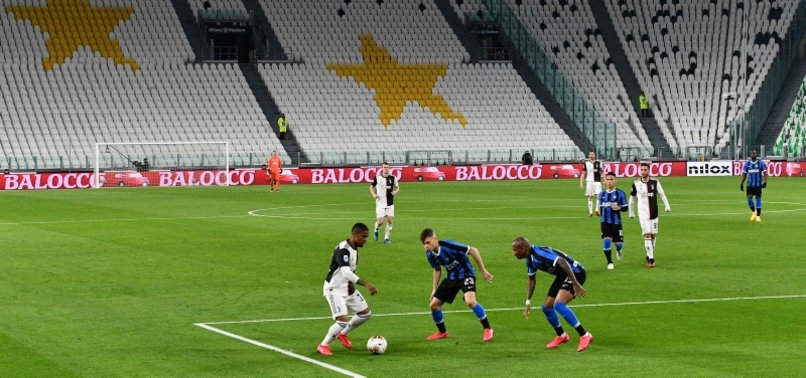 ITALYS SERIE A GIVEN GREEN LIGHT TO RESUME ON JUNE 20