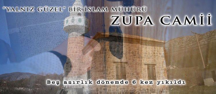 """""""Yalnız Güzel"""" bir İslam mühürü olan Zupa Camii(Nisan 17, 2018)"""