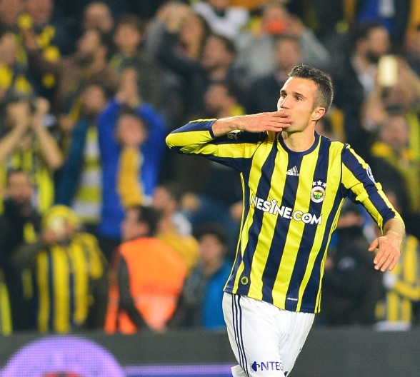Robin van Persie have returned to form for Fenerbahu00e7e.