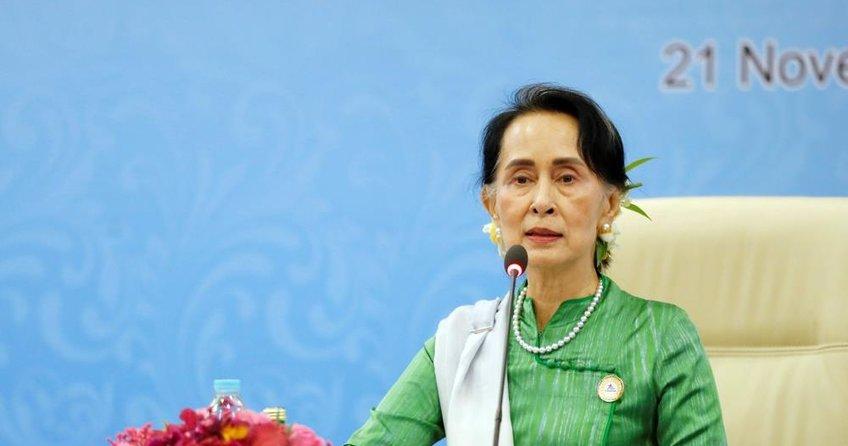 Aung San Suu Çi İslam karşıtlığında Trump, Le Pen ve Wildersi geride bıraktı