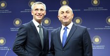 Turkish top diplomat, NATO chief discuss East Med, Karabakh