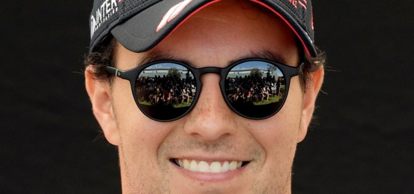 F1: MEXICAN DRIVER PEREZ TESTS POSITIVE FOR COVID-19