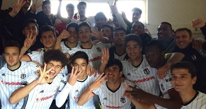 pWith everyone fixated on the heated battle between Beşiktaş and Fenerbahçe to prove that they are this year's best, two national Under-21 football teams gave the football fans a great lesson about...