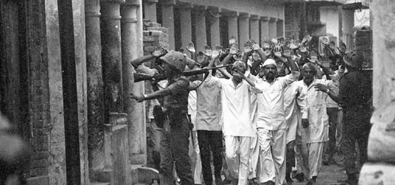 16 INDIAN POLICE SENTENCED TO LIFE FOR 1987 MASSACRE OF MUSLIMS