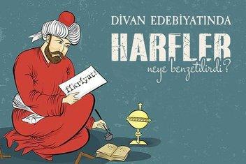 Divan edebiyatının harflerle kurulan kelime oyunları