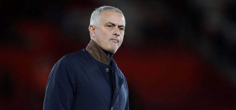 TOTTENHAM APPOINT MOURINHO MANAGER AFTER SACKING POCHETTINO