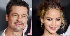 Jennifer Lawrence ile Brad Pitt aşk mı yaşıyor?