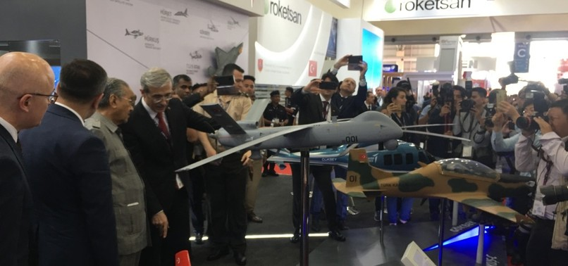TURKISH DEFENSE INDUSTRY SETS $3B EXPORT TARGET