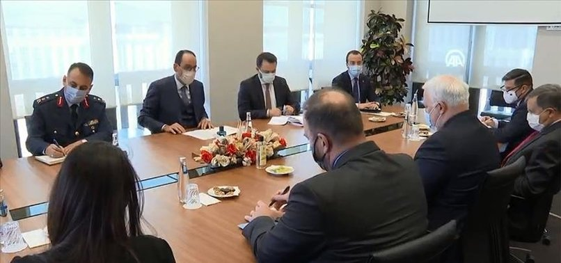 Turkish and US officials discuss Syria