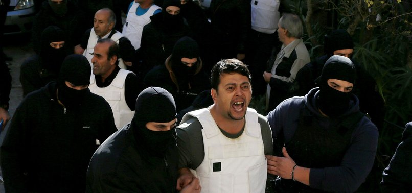 GREEK COURT REJECTS EXTRADITION OF SUSPECT LINKS TO BOMBINGS