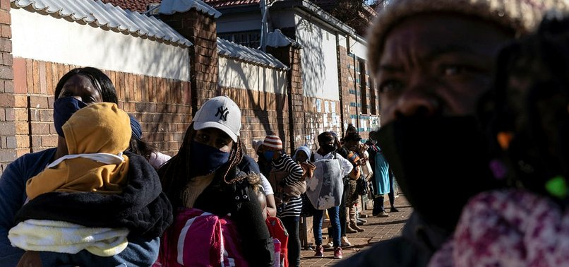 AFRICA TO SEE SLOWER RISES IN VIRUS CASES AFTER REOPENING: WHO