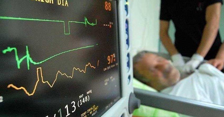 AB'de 8 ölümden 1'i kalp krizinden