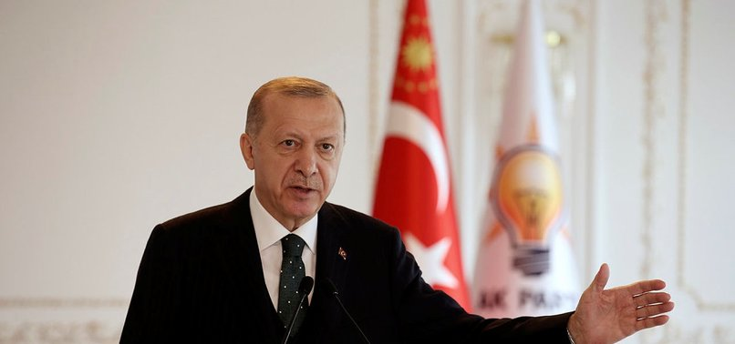 ERDOĞAN SAYS TURKEY HAS DEPORTED NEARLY 9,000 FOREIGN TERRORIST FIGHTERS SO FAR