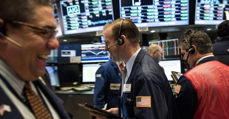 Following Fed minutes stocks surged. The Dow Jones Industrial Average rose 60.4 points, the S&P 500 gained 12.92 points, and the Nasdaq Composite added 47.92 points.