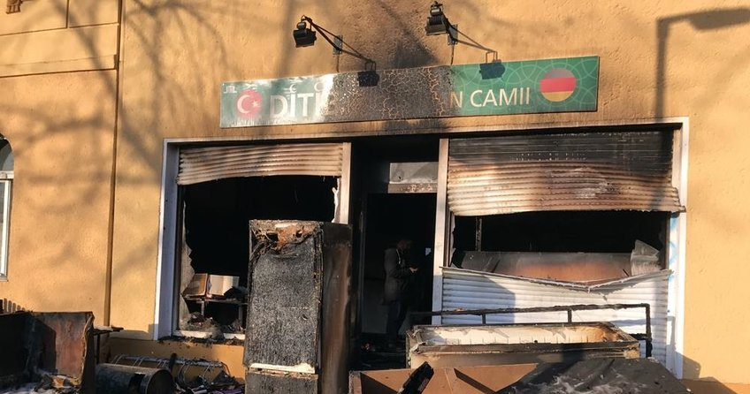 Almanya'da Türk kuruluşlarına 37 saldırı