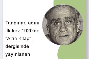 İlginç bilgilerle Ahmet Hamdi Tanpınar