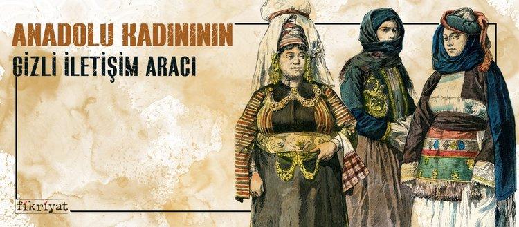 Anadolu kadınının gizli iletişim aracı; dantel