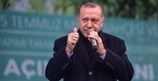 Erdoğan says terrorists being buried in trenches that they dig