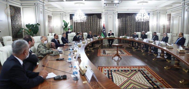 PRIOR TO NATO SUMMIT, HIGH-LEVEL DELEGATION FROM TURKEY WILL VISIT LIBYA UPON INSTRUCTION OF TURKISH PRESIDENT ERDOĞAN