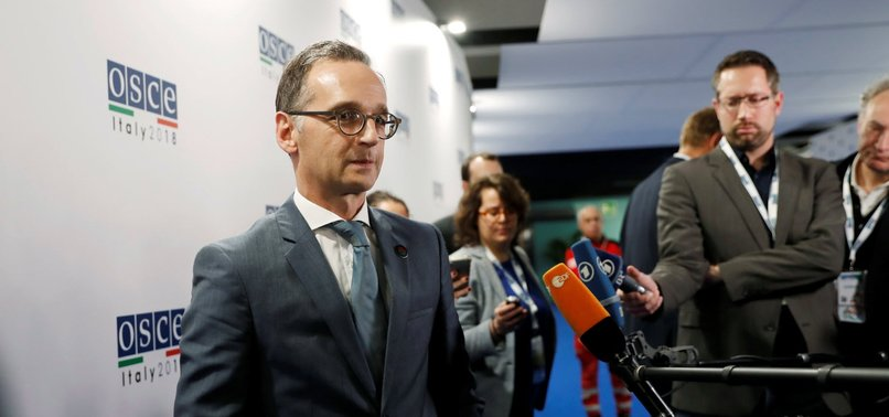 GERMANYS MAAS CRITICIZES COUNTRIES OPPOSED TO UN MIGRATION PACT