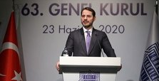 Turkey expects V-shaped economic recovery from virus
