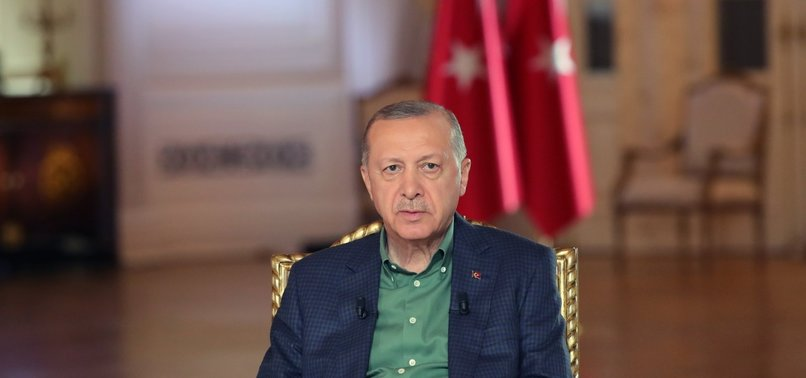 ERDOĞAN DESCRIBES FOREST FIRES AS GLOBAL THREAT JUST LIKE COVID-19 PANDEMIC