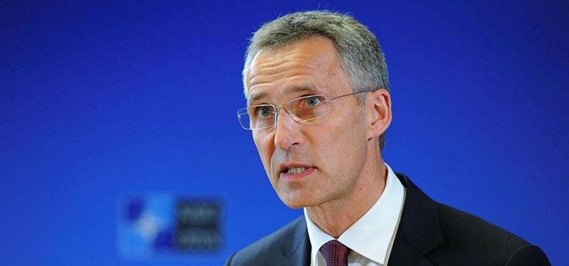 NATO HEAD DESCRIBES TURKEYS PLAN ON BUYING S-400 AS NATIONAL DECISION