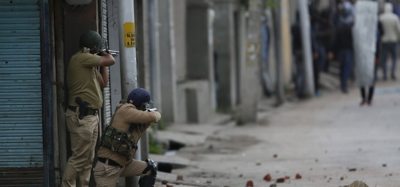 INDIA TO SUSPEND MILITARY OPERATIONS IN KASHMIR DURING RAMADAN