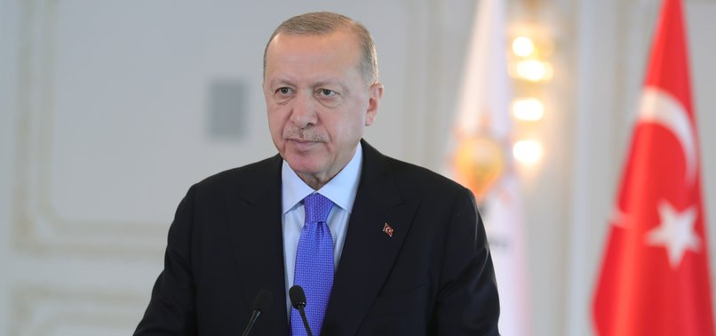 ERDOĞAN: TURKEY CARRYING OUT NECESSARY REFORMS REQUIRED FOR STRONG GROWTH IN ECONOMY