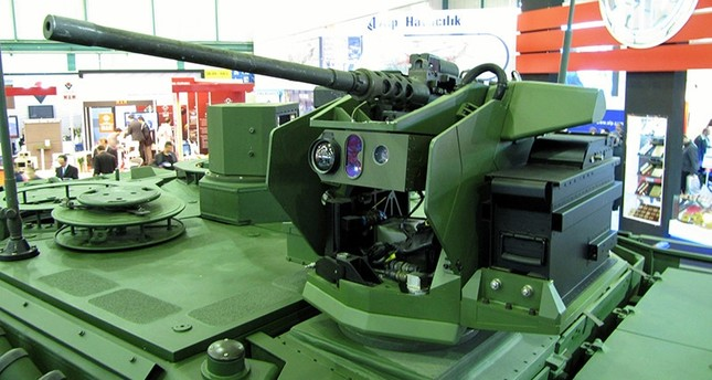 Turkish defense company increases sales by 10 pct
