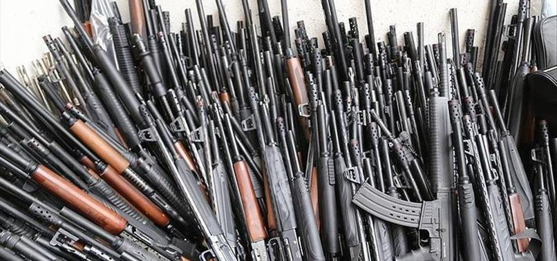 ETHIOPIA INTERCEPTS ARMS BEING SMUGGLED INTO COUNTRY