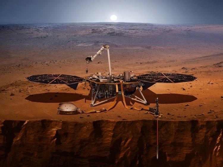 Mars'ta 'Yapılacaklar Listesi'