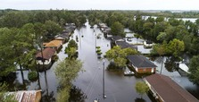 'Expect more intense hurricanes caused by global warming'